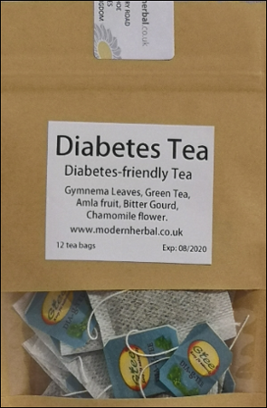 diabetes friendly tea - Gymnema Leaves tea, Green Tea,Amla fruit tea, Bitter Gourd tea,Chamomile flower tea
