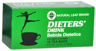Dieters Drink Tea