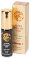 super dragon 6000 delay spray for men